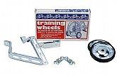 Wald 742 Training Wheels Kit: 16 - 26