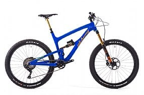Alchemy Bicycles ARKTOS Shimano XT Mtn Bike