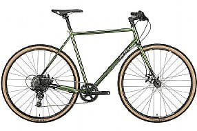 All City Macho Man Disc Flat Bar Urban Cross Bike