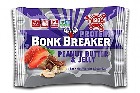 Bonk Breaker Nutrition Plus Bars (Box of 12)