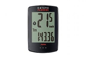CatEye Stealth 50 CC-GL50 Bike Computer Wireless Black