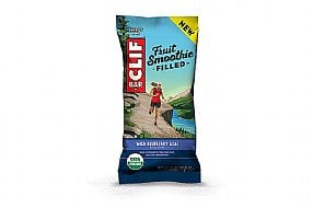 Clif Fruit Smoothie Filled Bars (Box of 12)