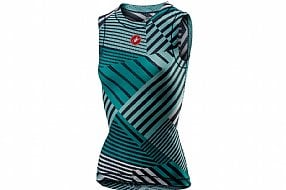 Castelli Womens Pro Mesh Sleeveless Baselayer 2019
