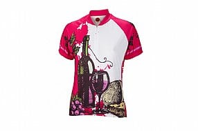 World Jerseys Womens Wine Time Jersey