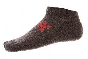 Chrome Ankle Merino Wool Sock