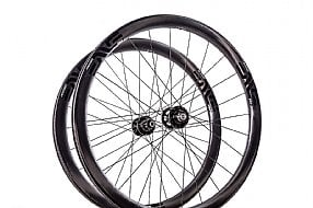 ENVE SES 3.4AR Disc Chris King Wheelset