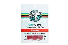 Floyds of Leadville CBD Gems 100mg Total (10 Servings)