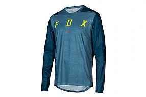 Fox Racing Mens Indicator LS Mash Camo Jersey