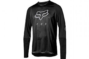 Fox Racing Mens Defend LS Foxhead Jersey