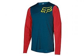 Fox Racing Mens Attack PRO LS Jersey