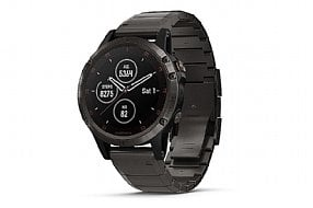 Garmin Fenix 5X Plus Sapphire Full Titanium GPS Watch
