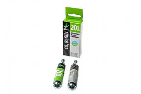 Genuine Innovations 20g Threaded CO2 Cartridges