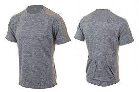 Giro 2014 Mens Ride Crew Pockets T-Shirt