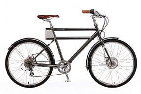 Faraday Bicycles Inc. Porteur S Electric Bicycle