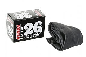 Kenda Fat Bike Tube 26 Inch