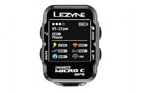 Lezyne Micro Color GPS Cycling Computer