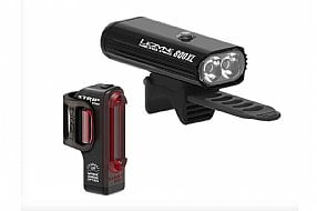 Lezyne Micro Pro 800XL Front / Strip Drive Rear Light