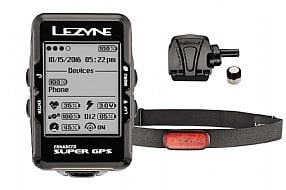 Lezyne Super GPS Loaded Computer