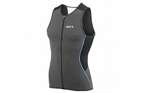 Louis Garneau Mens Comp Sleeveless Triathlon Top (Past Season)