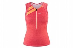 Louis Garneau Womens Tri Vent Sleeveless Top