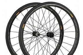 Mavic 2017 Ksyrium Pro Carbon SL C Disc Wheelset