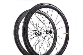 Mavic 2019 Cosmic Pro Carbon UST Wheelset