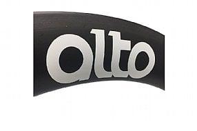 Alto Cycling CC52 Carbon Clincher Wheelset