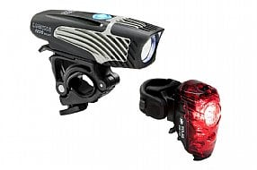 NiteRider Lumina 1200 Boost / Solas 250 Light Set