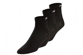 Pearl Izumi Mens Attack Low Sock 3 Pack