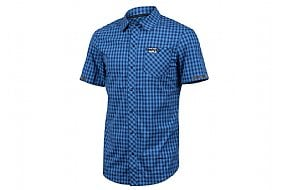 Pearl Izumi Mens Short-Sleeve Button Up