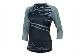 Pearl Izumi Womens Launch 3/4 Sleeve Jersey