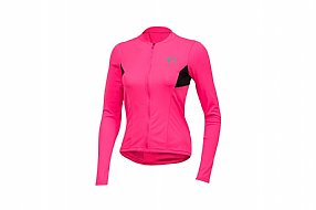 Pearl Izumi Womens Select Pursuit Long Sleeve Jersey (Clearance)