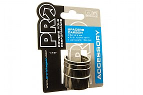 PRO Carbon Headset Spacer Set