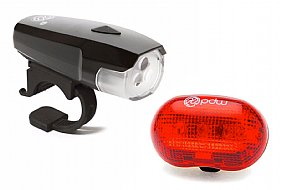 Portland Design Works Spaceship 3/Red Planet Light Set