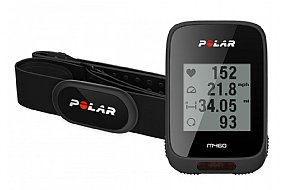 Polar M460 HR GPS Cycling Computer