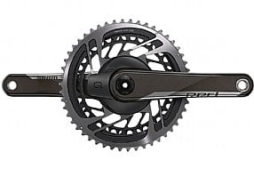 Quarq SRAM Red AXS Road Power Meter Crankset DUB