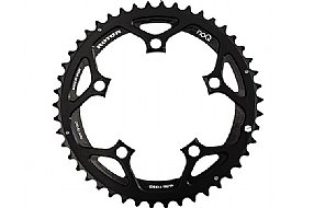 Rotor NoQ Round Chainrings - 110x5 BCD Outer Non-Aero
