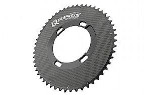 Rotor Qarbon - Carbon Q-Rings - 110x4 BCD Outer Aero