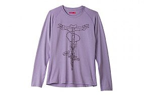 Terry Womens Tech Tee Long Sleeve