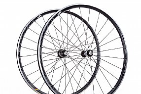 Sugar Wheel Works HED Belgium Plus White Industries Wheelset
