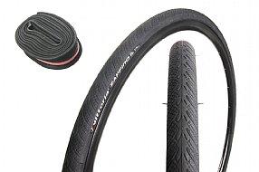 Vittoria Zaffiro 700c Tire and Tube Pack