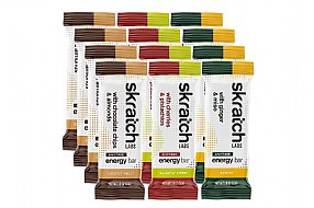 Skratch Labs Anytime Energy Bar (Mixed Box of 12)