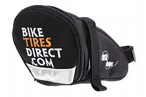 BikeTiresDirect Cargo 2 Wedge Saddle Bag