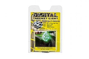 BikeTiresDirect Digital Helmet Light