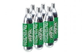BikeTiresDirect 16g Threaded CO2 Cartridge (6-Pack)