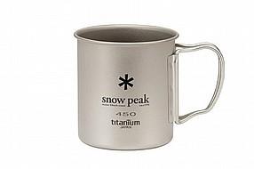 Snow Peak Titanium Single Wall 450 Mug