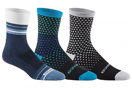 Louis Garneau Conti Long Socks (3-pack)