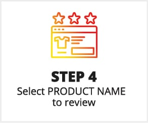 Leave a Review - Step 4