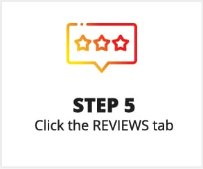 Leave a Review - Step 5