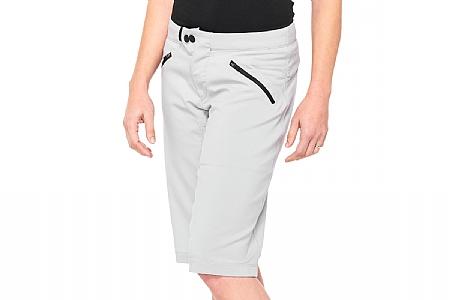 100% Womens Ridecamp Shorts